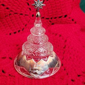 NEW Thomas Kinkade Holiday Reflections Tree